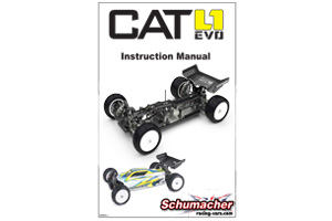 CAT L1 EVO Instruction Manual
