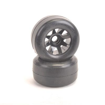 Truck Tyre U6882 Blue Schumacher Stagger Rib Pre-Glued  Pr